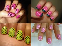 easy ways to paint your nails at home nail art ideas