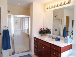 Above Mirror Vanity Lighting Vanity Lighting Above Mirror Ideas With Bathroom Vanity Lights