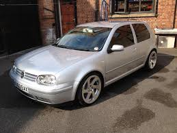 vw golf gti mk4 3sdm staggered wheels and tyres plus spare parts