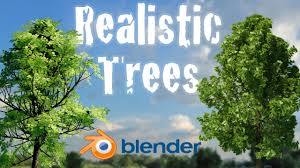 create realistic animated trees beginner blender tutorial