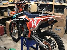 ktm motocross bikes for sale uk anyone know of a good cr500 or kx500 to swap for ktm 450 16 moto