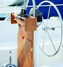 boat tables for cockpit seateak removable cocktail table