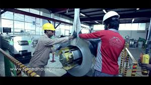 Prefab Structures Sh Prefab Cfs Production Facility Steel Structures Youtube