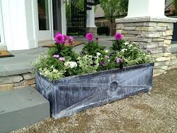 planters stone head wall planter retaining planters outdoor
