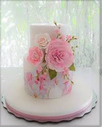 19 flowers on cakes decorating ideas best 25 80th birthday