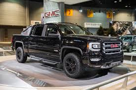 2016 gmc sierra all terrain x live pictures gm authority