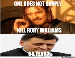Rory Meme - one does mnot simply kill rory williams by lewiszog1 meme center