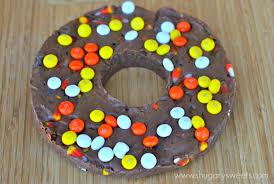 halloween fudge ring shugary sweets