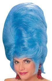 predator costume spirit halloween beehive wig blue halloween costumes costume circus