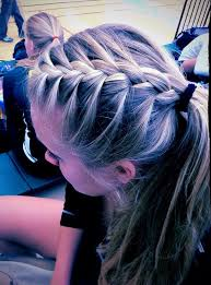 easy hairstyles with box fishtales best 25 basketball hairstyles ideas on pinterest soccer