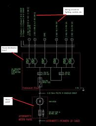 electrical installations simple house electrical schematic