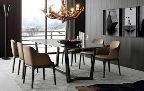 stuehle esszimmer esszimmer stühle poliform effektvolles möbel design aus italien