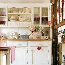 Beautiful Homes Uk Pretty Country Kitchen With Dresser Kitchen Storage Kitchen