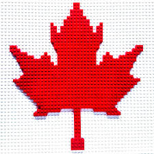 History Of Canadian Flag Canada Builds 150 U2013 Building Canada Brick By Brick
