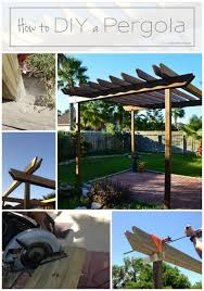 Building Your Own Pergola by Project Diy Pergola Part 3 Pergolicious Diy Pergola Simple