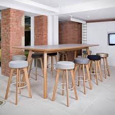 high table with stools centro high stool gtr2 modern bar stools apres furniture