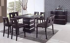 black counter height table set nice style counter height table and chairs rs floral design