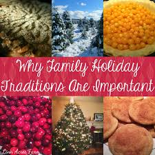 acres farm the importance of family traditions