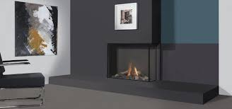 european home interior design bidore 100h by element4 two sided fireplace direct vent gas