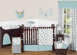 Nursery Bedding Set Sweet Jojo Designs Earth And Sky 9 Piece Crib Bedding Set