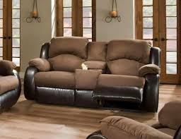 Rocking Reclining Loveseat With Console Fashionable Loveseat Recliner