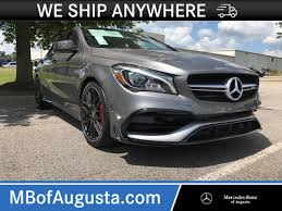 mercedes a 45 amg 4matic 2018 mercedes 45 amg coupe coupe in augusta