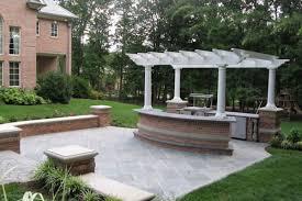 Cabana Ideas For Backyard Cabana Pergola U0026 Gazebo Design Nj Landscape Architecture