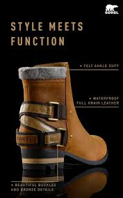 Sorel Tivoli Rugged Canvas Boots 38 Best Winter Images On Pinterest Shoes Sorel Boots And Winter