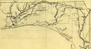 Map Of Florida And Georgia by Florida Memory Teacher Resources Seminole Origins And