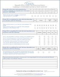 customer satisfaction report template customer satisfaction survey template fieldstation co