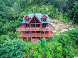 log cabins for sale in seymour tn