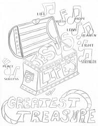 children u0027s gems in my treasure box jesus life u0027s greatest