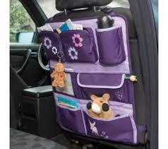 protege dossier siege voiture porte objets pour dossier de siège auto car wrap to go deer