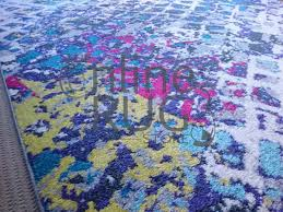 Colour Style by Multi Colour Graffiti Designer Style The Online Rug Store