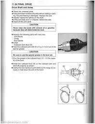 2001 2008 kawasaki kaf620 mule 3000 3010 3020 service manual