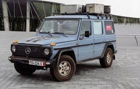 mercedes g class history mercedes g wagon history did you this drive safe and fast
