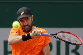 Match Ticket Racket Drama In French Open After Borna Coric Smashes Racket In Temper