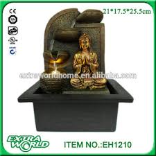 buddha ornaments as decoration waterscape water