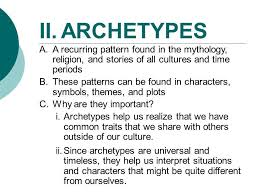 archetypal themes list symbolism archetypes plot patterns ppt video online download