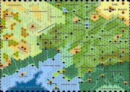 Future Map Of The World by Adventures In Gaming V2 Gamma World Mutant Future New Map Of