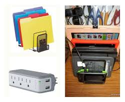 Build A Charging Station 5 Ideas For Charging Stations And Wrangling Cord Clutter Momof6