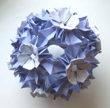 Origami Modular Flower - 332 best origami 3 images on pinterest paper origami paper and