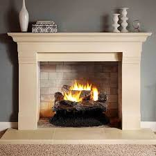 27 u0027 u0027 fmi heat majic natural gas vent free see thru gas logs