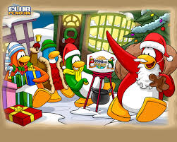 club penguin christmas wallpaper 540 games o u0027 pinterest