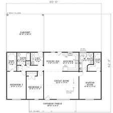 Single Level Ranch House Plans Astonishing 7 Single Level House Plans With 1800 Square Feet