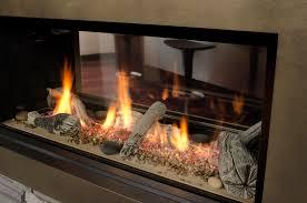 multi sided gas fireplaces u2014 wallace u0027s stove u0026 fireplace