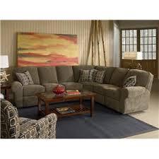 Lane Furniture Sectional Sofa Lane Megan 3 Piece Sectional Sofa Wilson U0027s Furniture Reclining