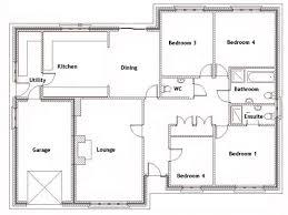 Bungalow Ground Floor Plan by Bedroom Flat Plan Design With Inspiration Gallery 1707 Fujizaki