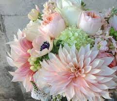 wedding flowers seattle 368 best dahlia bouquets images on marriage