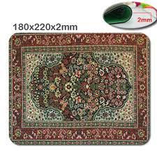 tapis de bureau personnalis personnalisé durable antidérapant tapis persan tapis de souris de